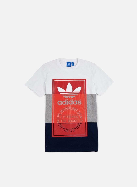 Adidas Originals Panel Tongue T-shirt