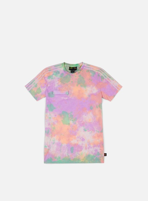 Short Sleeve T-shirts Adidas Originals Pharrell Williams HU Holi T-shirt