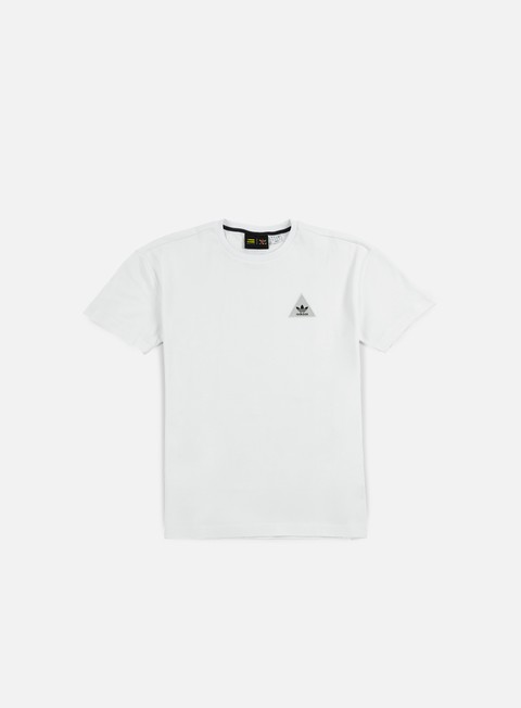 t shirt adidas originals pharrell williams hu race boxy t shirt white