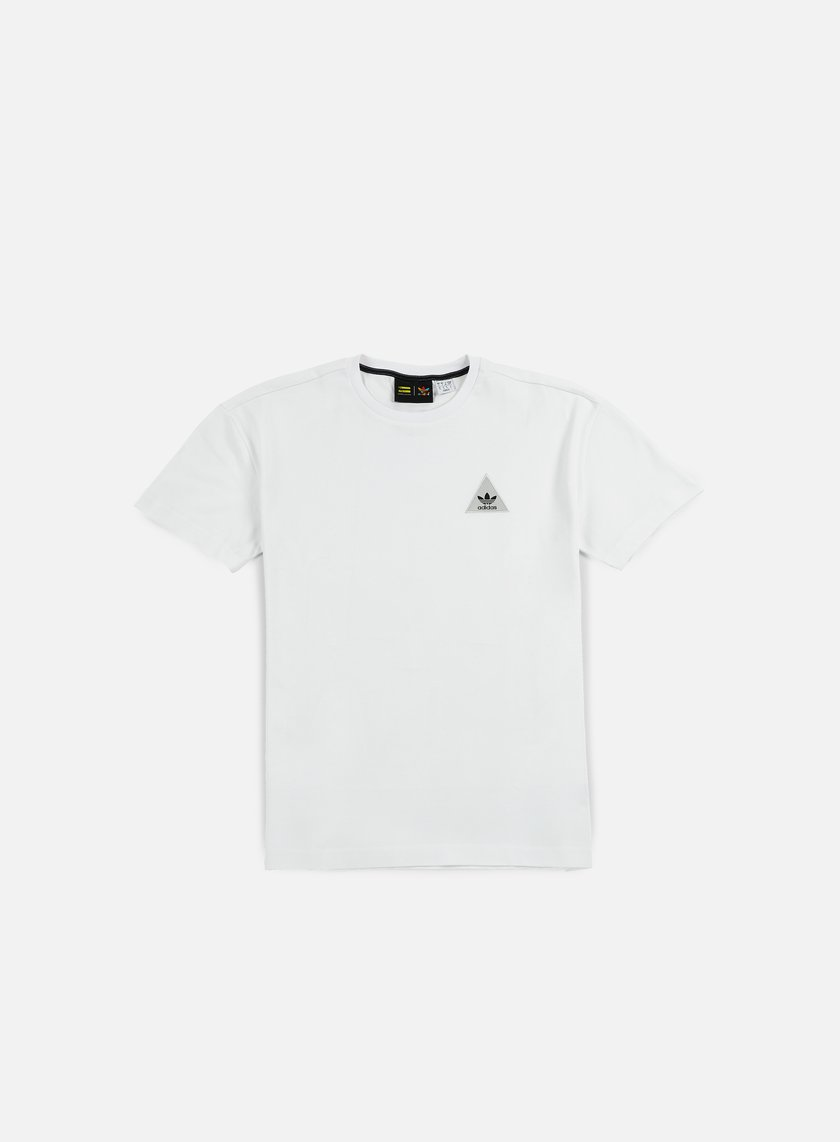 Adidas Originals - Pharrell Williams Hu Race Boxy T-shirt, White