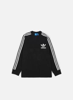 Adidas Originals - Piqué LS T-shirt, Black 1