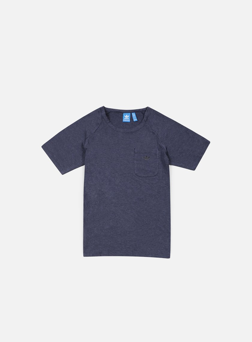Adidas Originals - Premium Essentials T-shirt, Collegiate Navy Melange