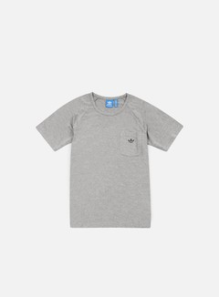 Adidas Originals - Premium Essentials T-shirt, Core Heather 1