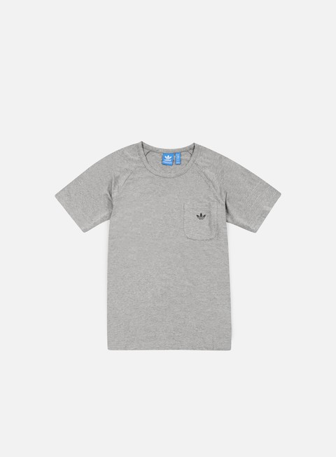 t shirt adidas originals premium essentials t shirt core heather