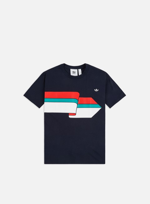 Short Sleeve T-shirts Adidas Originals Ripple T-shirt