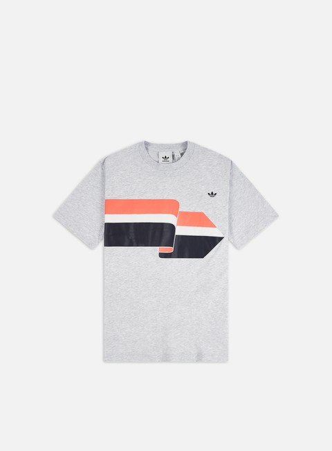 Outlet e Saldi T-shirt a Manica Corta Adidas Originals Ripple T-shirt