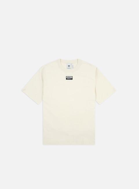 Outlet e Saldi T-shirt a Manica Corta Adidas Originals R.Y.V.F. T-shirt
