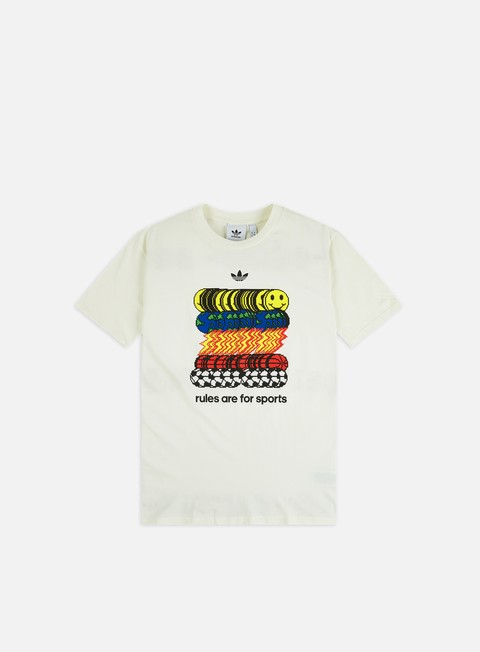 Short Sleeve T-shirts Adidas Originals Sportsrule T-shirt