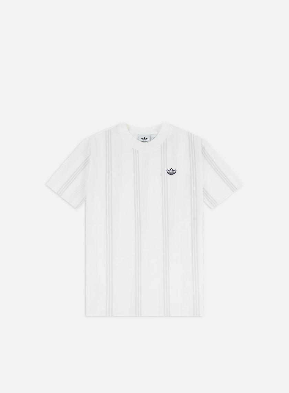 a87b0d67a304 ADIDAS ORIGINALS Stand Collar T-shirt € 32 Short Sleeve T-shirts ...