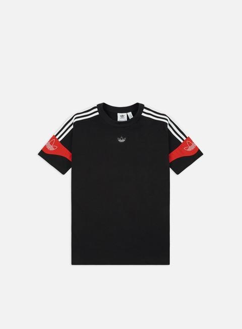 Outlet e Saldi T-shirt a Manica Corta Adidas Originals Team Signature TRF T-shirt