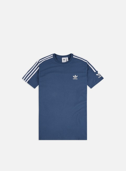 Short Sleeve T-shirts Adidas Originals Tech T-shirt