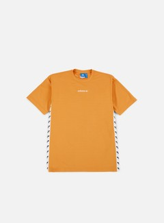 Adidas Originals - TNT Trefoil T-shirt, Tacticale Yellow/White 1