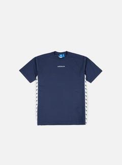 Adidas Originals - TNT Trefoil T-shirt, Trace Blue/White