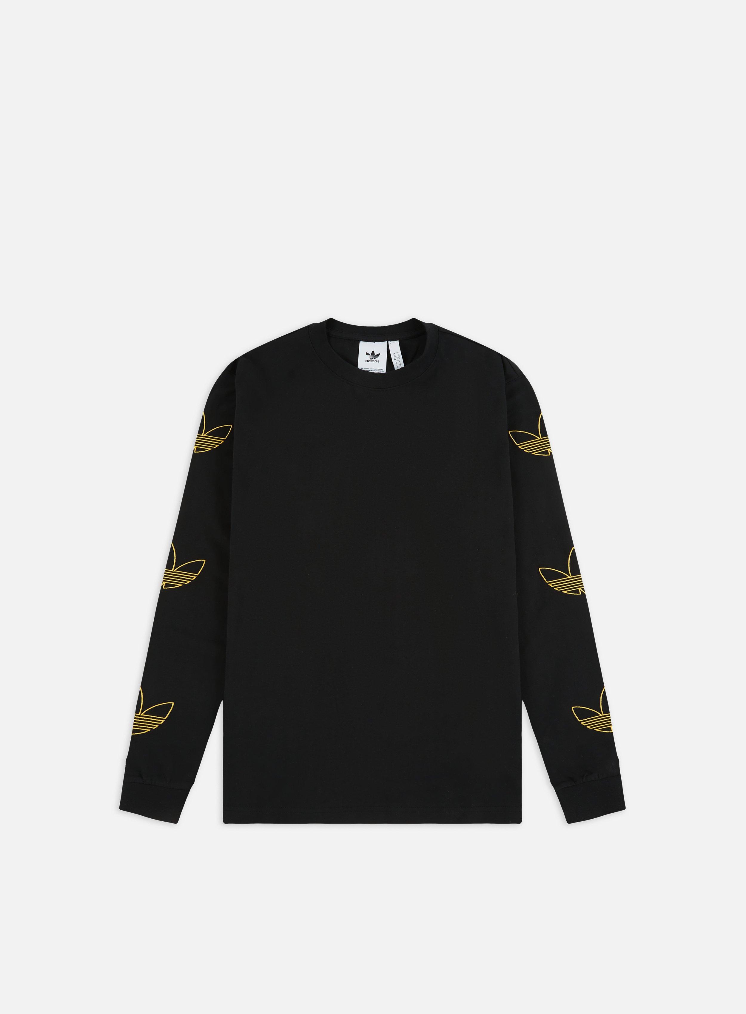 Trefoil LS T- shirt