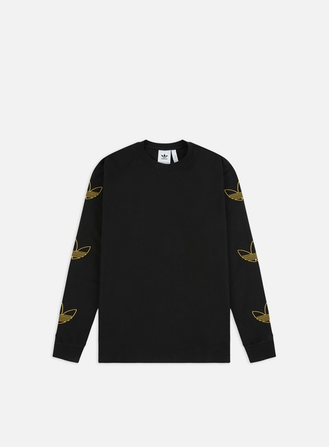 Adidas Originals Trefoil LS T-shirt