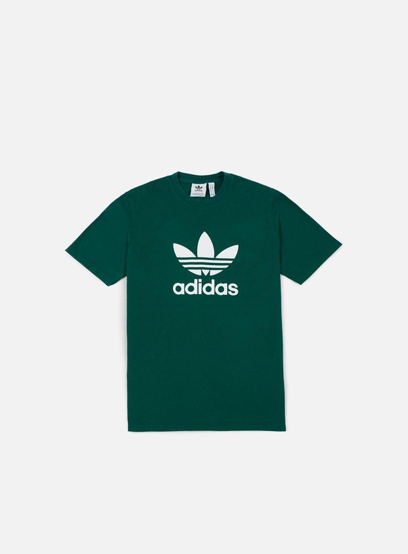 adidas t shirt uomo trefoil