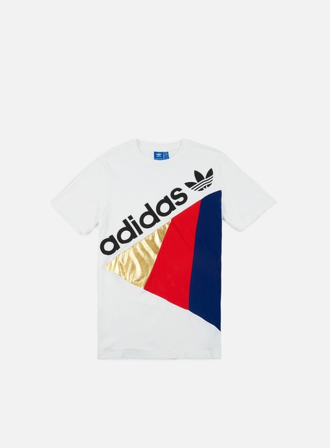 t shirt adidas originals tribe t shirt white