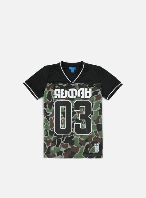 Short Sleeve T-shirts Adidas Originals Winter T-shirt