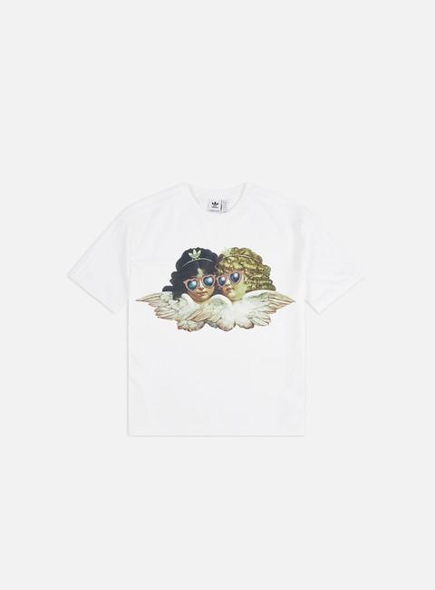 Short Sleeve T-shirts Adidas Originals WMNS Fiorucci Graphic 2 T-shirt
