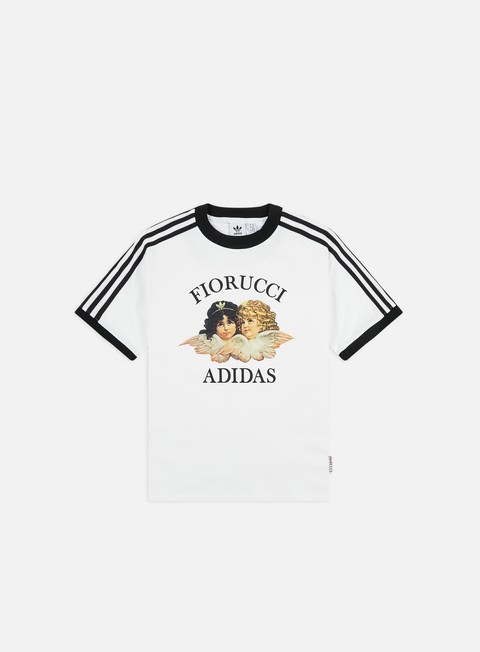 Short Sleeve T-shirts Adidas Originals WMNS Fiorucci T-shirt