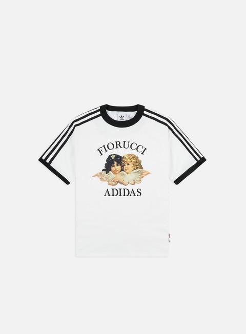 Outlet e Saldi T-shirt a Manica Corta Adidas Originals WMNS Fiorucci T-shirt