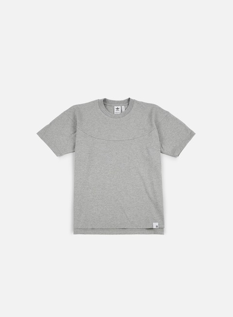 t shirt adidas originals wmns xbyo t shirt medium grey heather