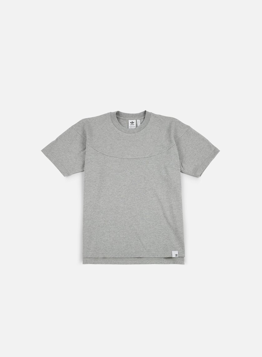 Adidas Originals - WMNS XbyO T-shirt, Medium Grey Heather