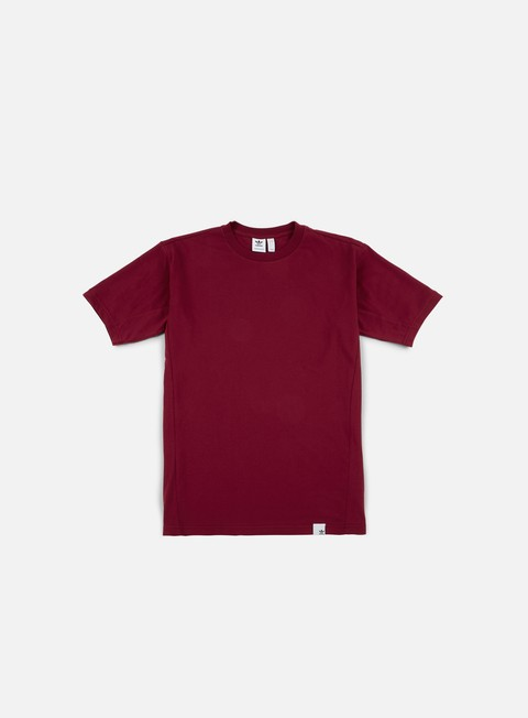 t shirt adidas originals xbyo t shirt collegiate burgundy