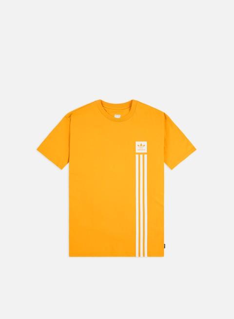 Outlet e Saldi T-shirt a Manica Corta Adidas Skateboarding BB Pillar T-shirt