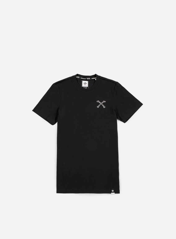 Adidas Skateboarding - Bonethrower T-shirt, Black