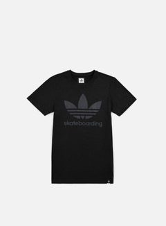 Adidas Skateboarding - Clima 3.0 T-shirt, Black 1