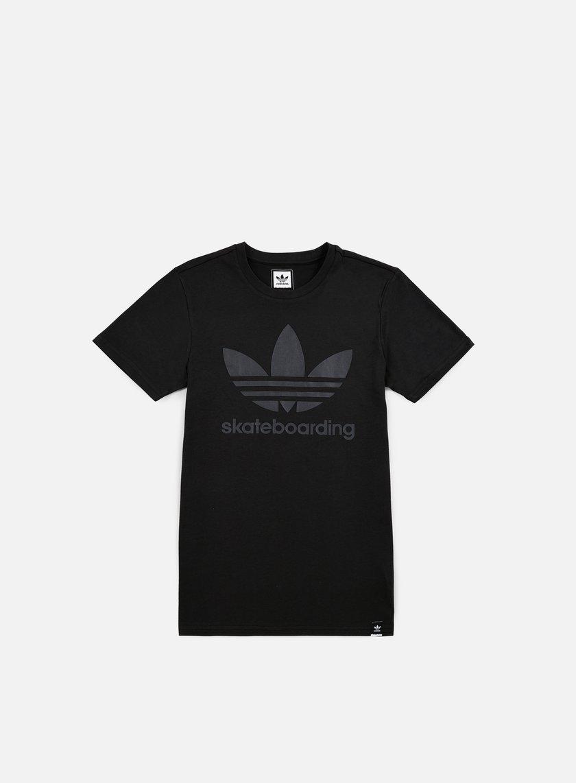 Adidas Skateboarding - Clima 3.0 T-shirt, Black