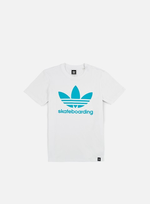 t shirt adidas skateboarding clima 30 t shirt white energy blue
