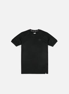 Adidas Skateboarding - Clima Club Jersey, Black/Black