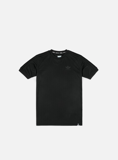 t shirt adidas skateboarding clima club jersey black black