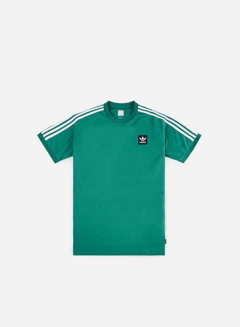 Short Sleeve T-shirts Adidas Skateboarding Club Jersey