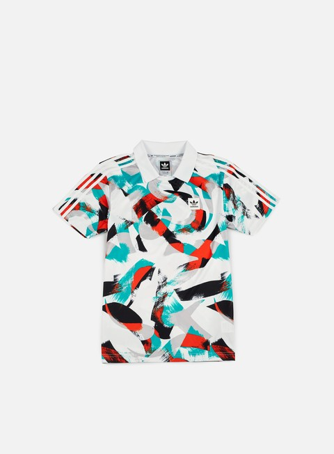 All Over Print T-shirts Adidas Skateboarding Courtside Jersey