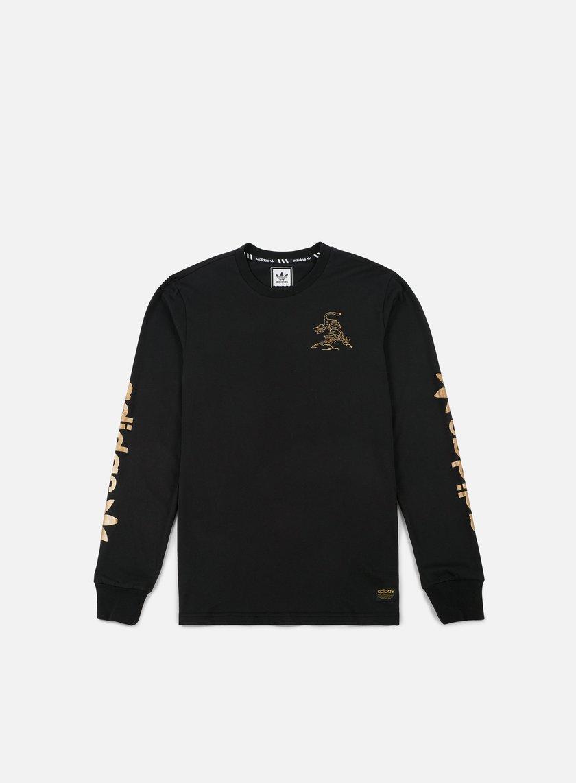 Adidas Skateboarding Eastern LS T-shirt