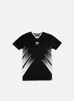 Adidas Skateboarding - EQT Jersey, Black/White 1