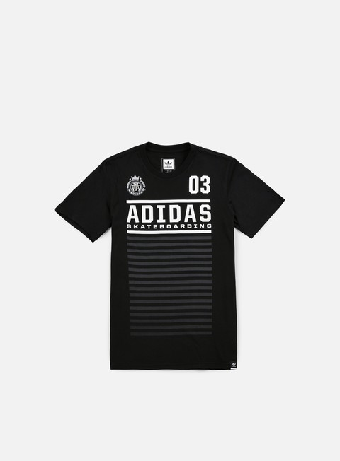 t shirt adidas skateboarding fc t shirt black