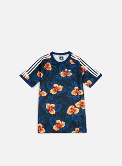 Adidas Skateboarding - Floral Jersey, Multicolor 1