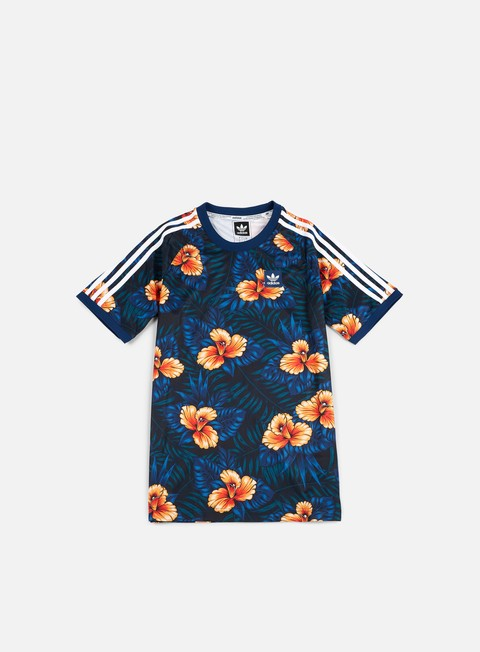 All Over Print T-shirts Adidas Skateboarding Floral Jersey