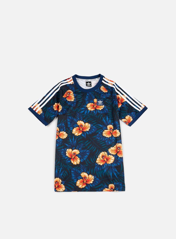 Adidas Skateboarding - Floral Jersey, Multicolor