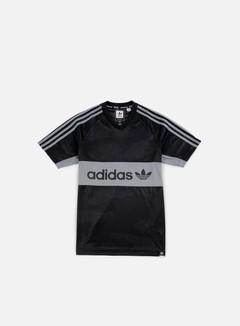 Adidas Skateboarding - Jersey Word Camo, Black/Utility Grey/Grey 1