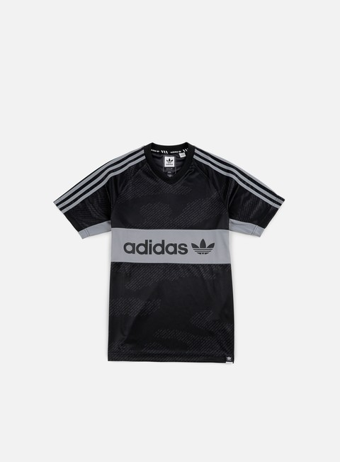 Sale Outlet Short Sleeve T-shirts Adidas Skateboarding Jersey Word Camo