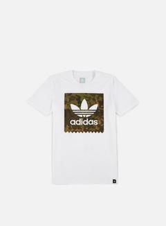 Adidas Skateboarding - Logo Remix T-shirt, White 1