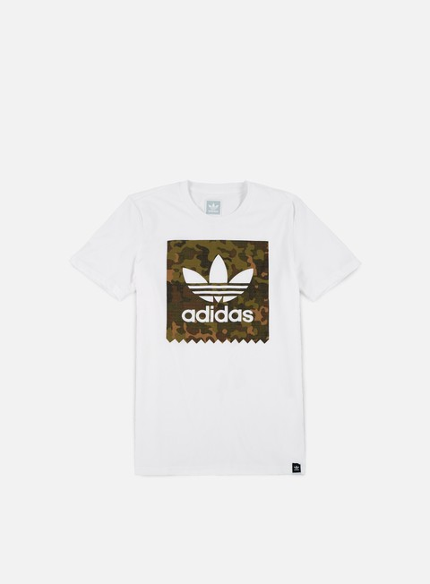t shirt adidas skateboarding logo remix t shirt white