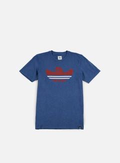 Adidas Skateboarding - Nautical Shmoo T-shirt, Mystery Blue Melange 1
