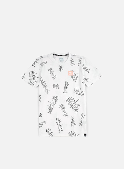 All Over Print T-shirts Adidas Skateboarding Poet T-shirt