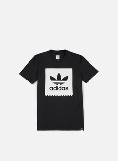 Adidas Skateboarding - Solid BB T-shirt, Black 1